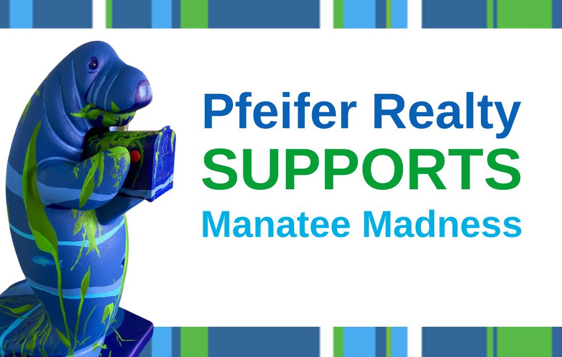Pfeifer Supports CHR Manatee Madness