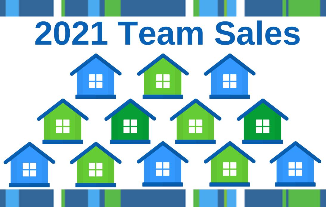 Pfeifer Team 2021 Sales