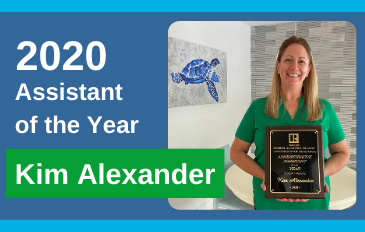 Kim Alexander Named Assistant of the Year