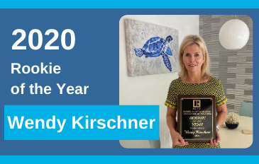 Wendy Kirschner Earns Real Estate Rookie of the Year