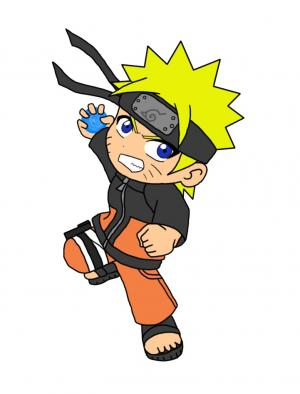 Naruto Dattebayo