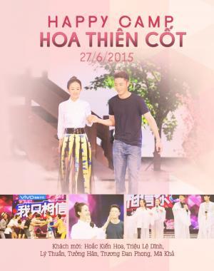 Happy Camp Hoa Thiên Cốt