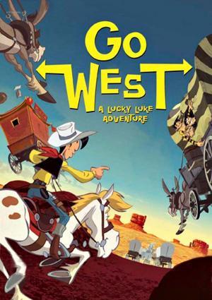 Lucky Luke: Hành Trình Về Miền Viễn Tây