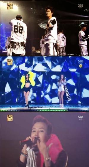 Show SBS Gayo DaeJun