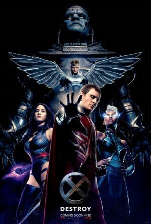 X Men: Cuộc Chiến Chống Apocalypse