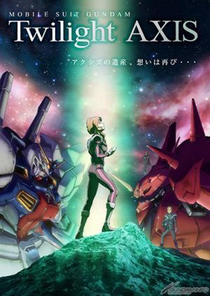 Mobile Suit Gundam: Gundam Twilight Axis 2017