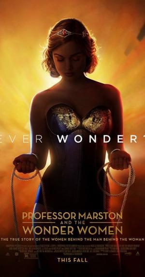 Sự Hình Thành Wonder Woman