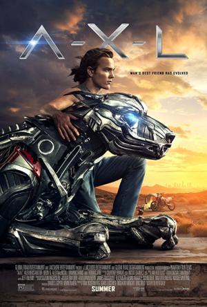 A-X-L Chú Chó Robot