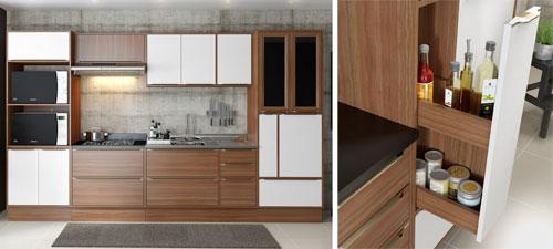 Calábria é a nova cozinha da Multimóveis