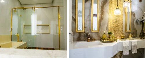 Decoração de banheiros Simonetto