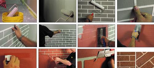 StoCreativ Brick:  parede de tijolos sem limite de design