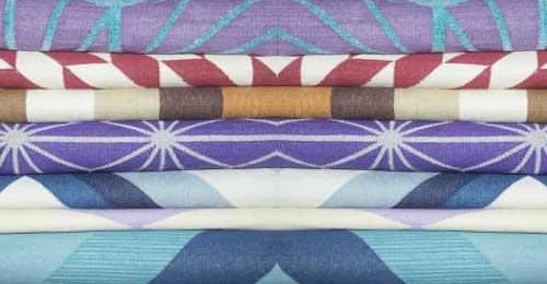 Square Foot aposta em tapetes com estampas geométricas