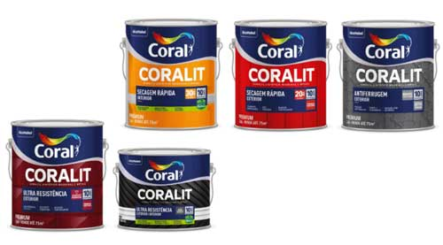 A família Coralit cresceu