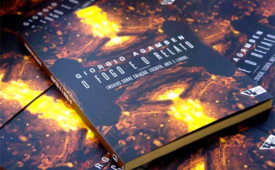 O fogo e o relato de Giorgio Agamben