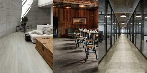 Tarkett valoriza design em soluções para projetos residenciais e corporativos