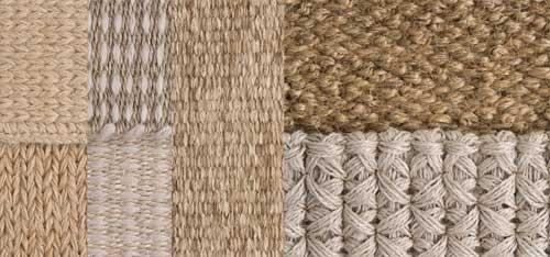 Square Foot apresenta tapetes de fibra natural