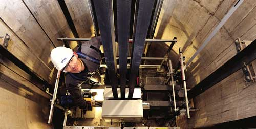 Modernização em elevadores reduzem os custos com energia elétrica