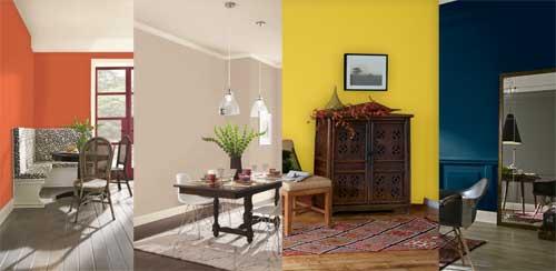 sherwin williams divulga a energia das cores do ver o arqproduto. Black Bedroom Furniture Sets. Home Design Ideas