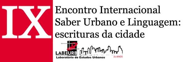 Saber Urbano e Linguagem