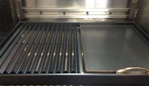 ArteGrill aplica teflon em todos os itens das suas churrasqueiras