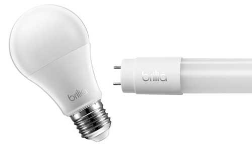 Lâmpada LED se escolhe pelos lúmens e não pela potência