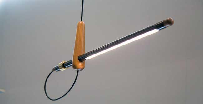 Luminária Costureira