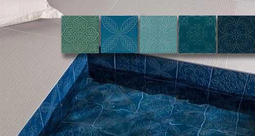 Lançamento Decortiles: Azulejaria espanhola para piscinas