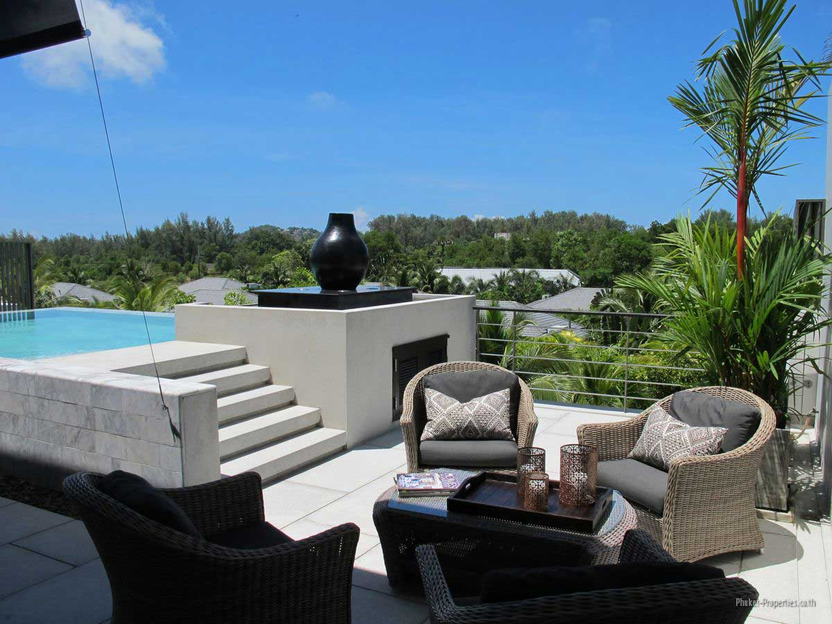 Mandala Bangtao Penthouse For Sale Foreign Freehold