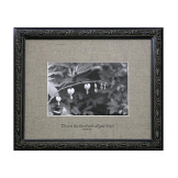 Trust in the Lord Memorial Framed Art