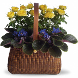 Garden To Go Basket