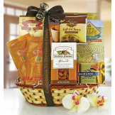 Our Sincere Condolences Gourmet Gift Basket
