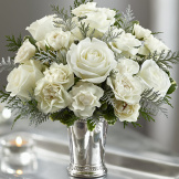 Silver Season Bouquet