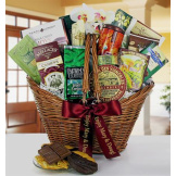 Comforts of Home Gourmet Gift Basket