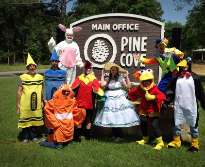 Compensation and Benefits at Pine Cove