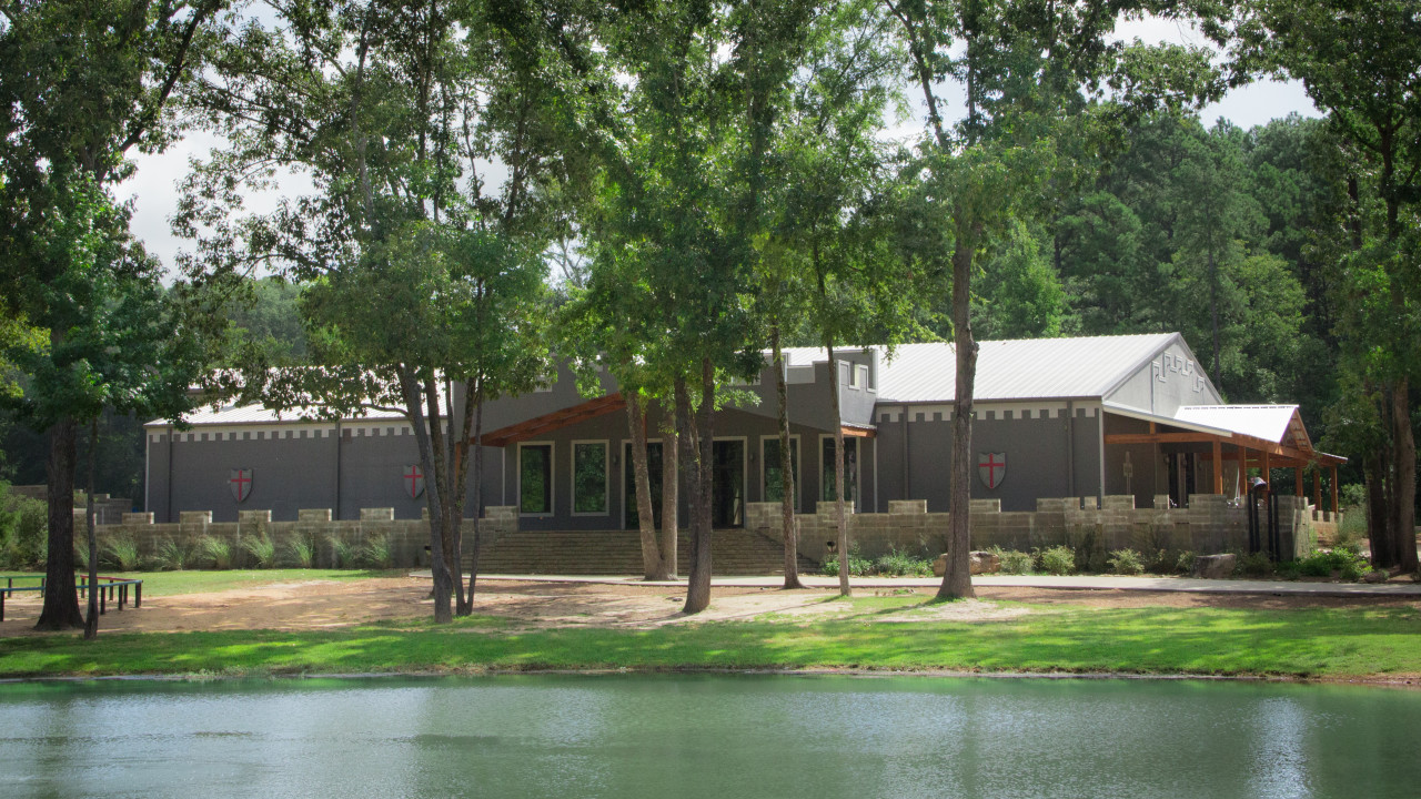 Towers Camp Dining Hall