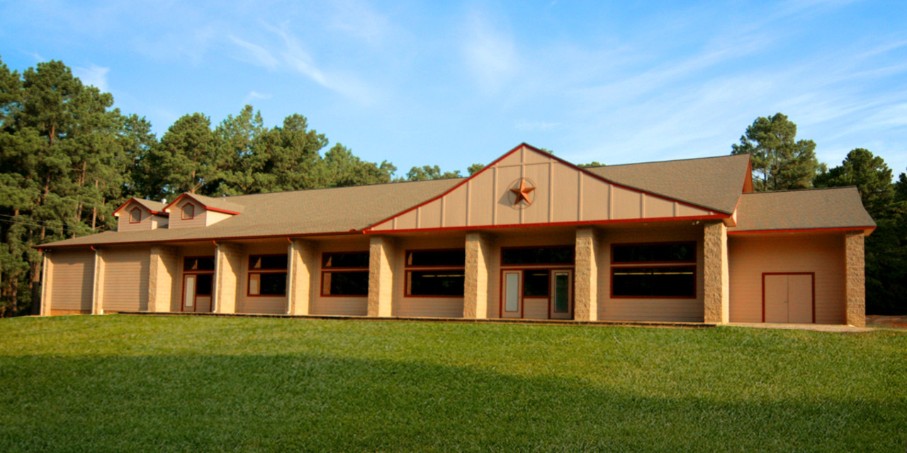 Ranch Dining Hall Exterior