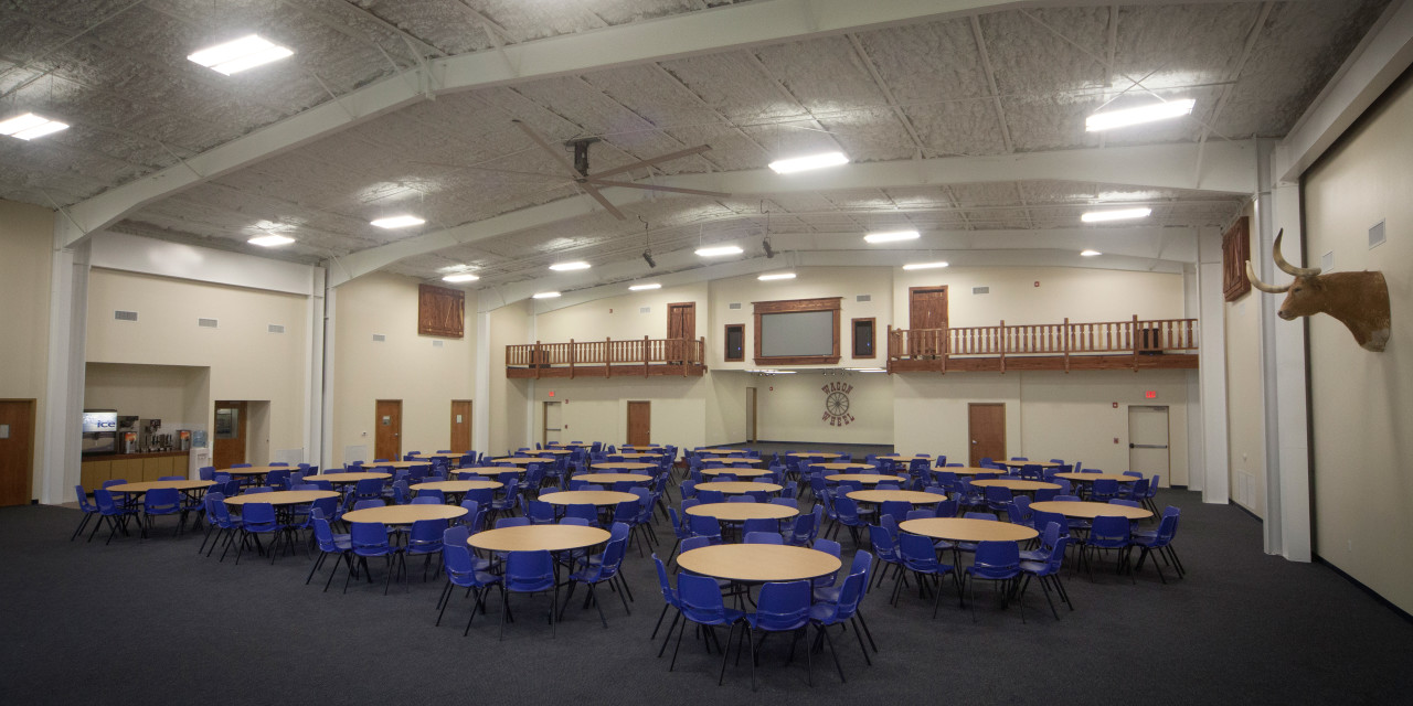 Silverado Dining Hall Interior