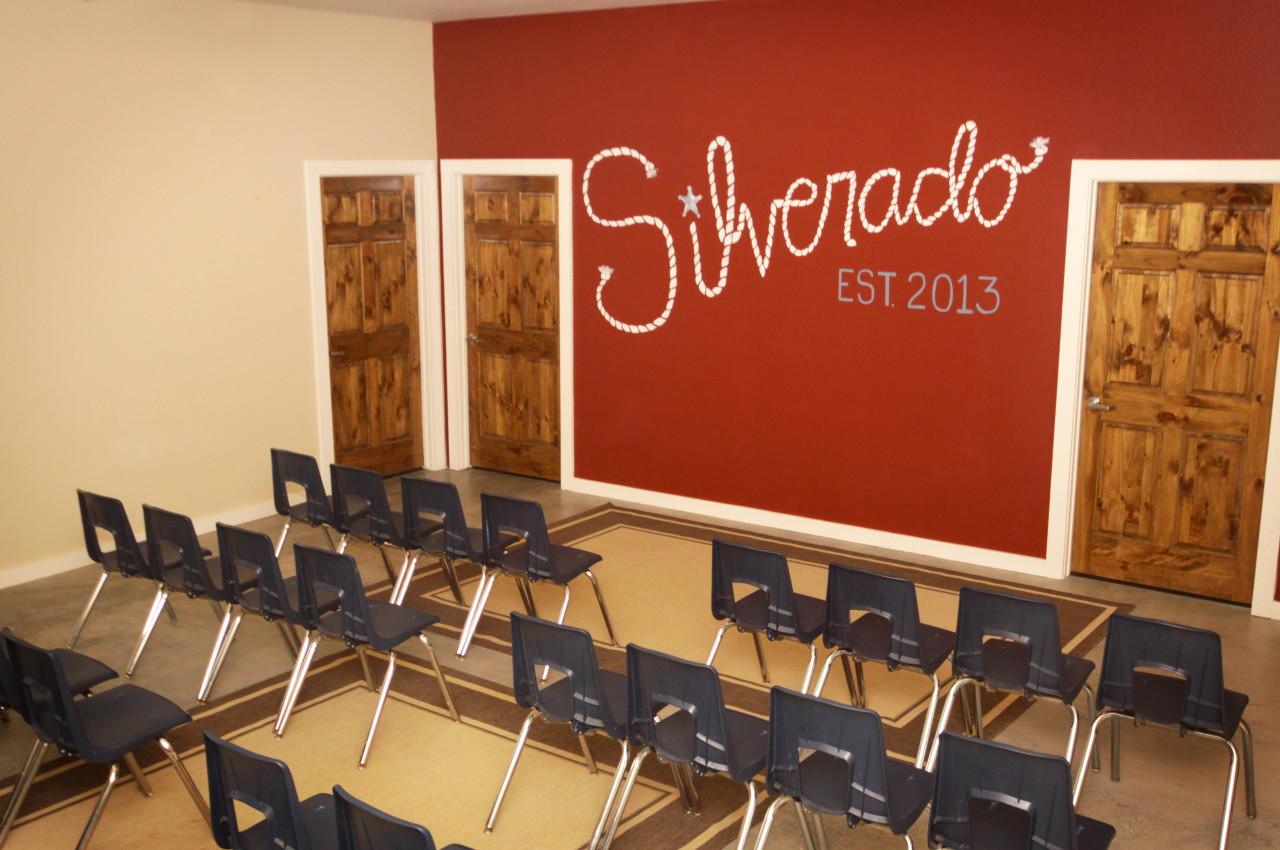 Silverado Small Meeting Room Interior