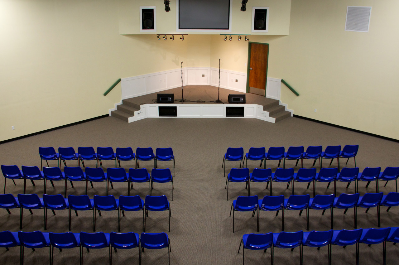 Silverado Meeting Room Interior