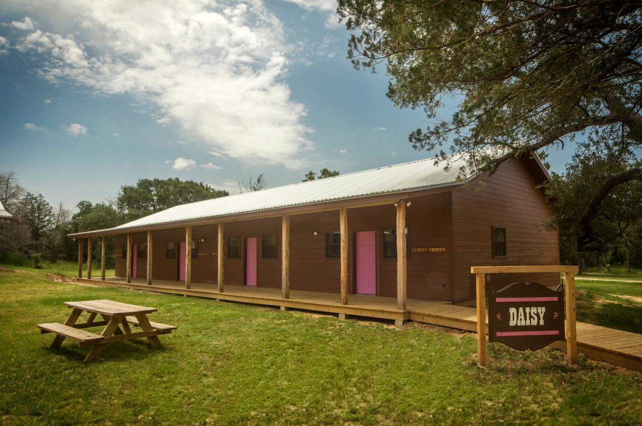 Silverado Cabin Exterior