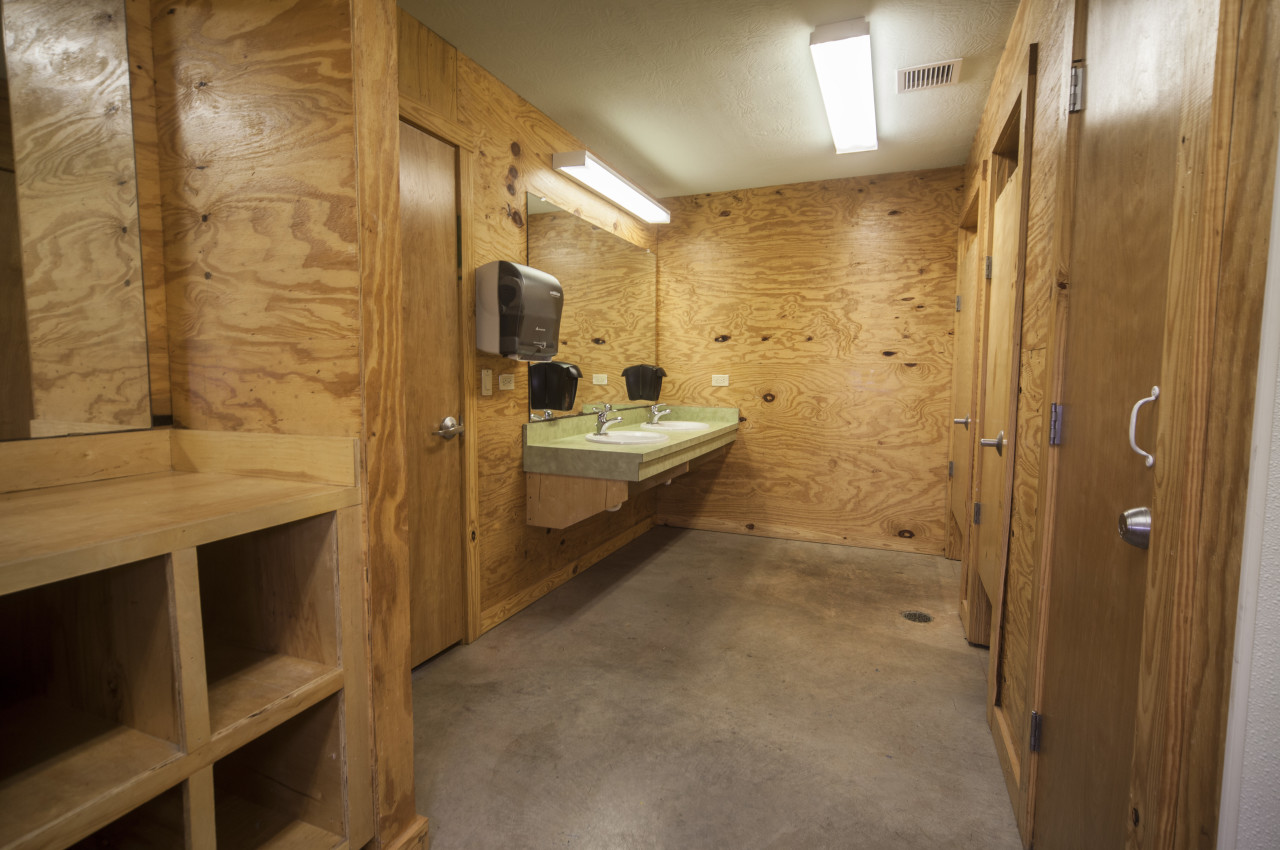 Outback Cabin Interior