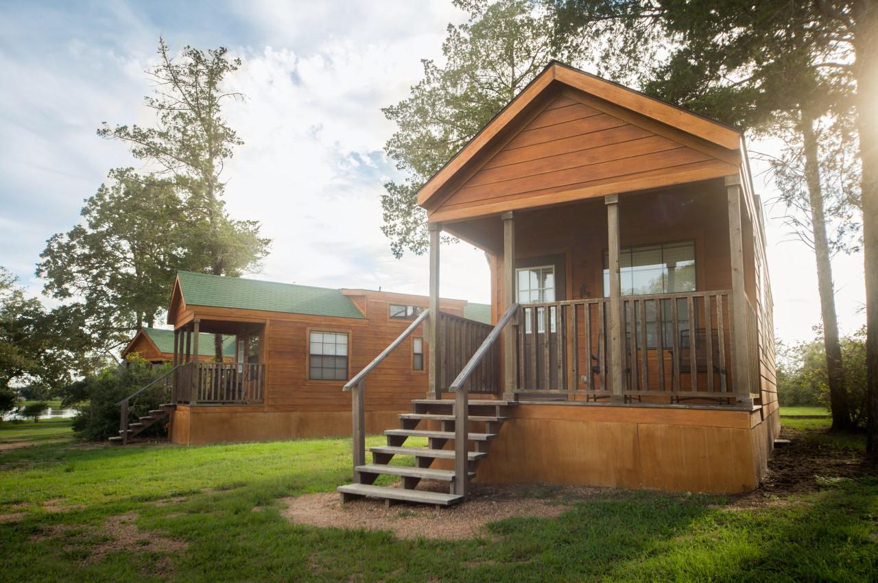 Crier Creek Cabin Exterior