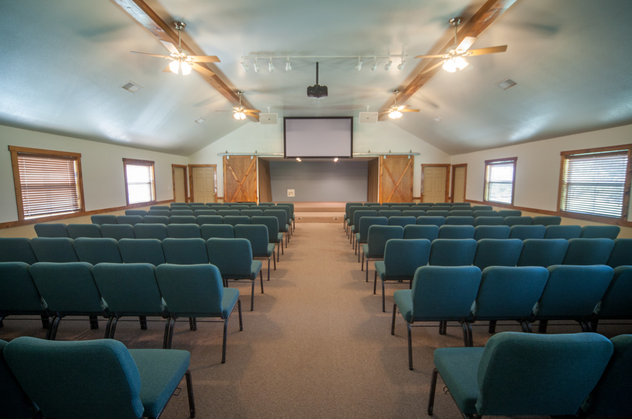 Crier Creek Big Horn Meeting Room