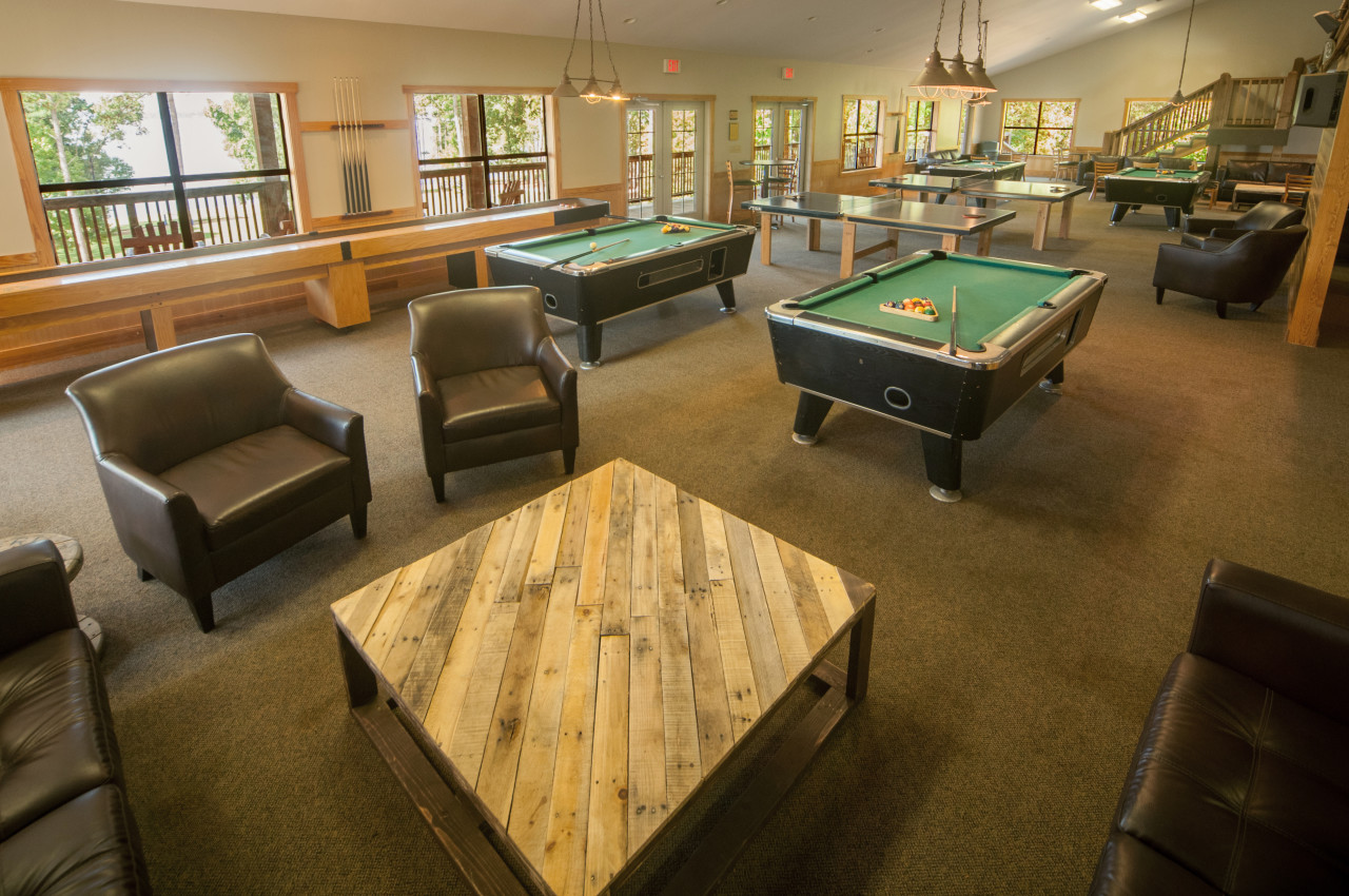 Shores Game Room