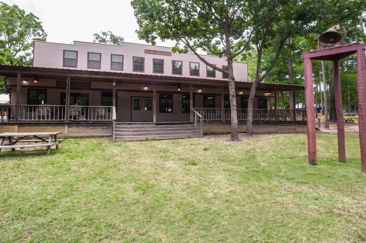 Ranch Meeting Room Exterior