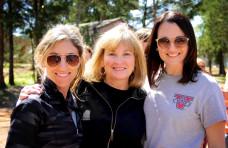Moms at Camp Retreat