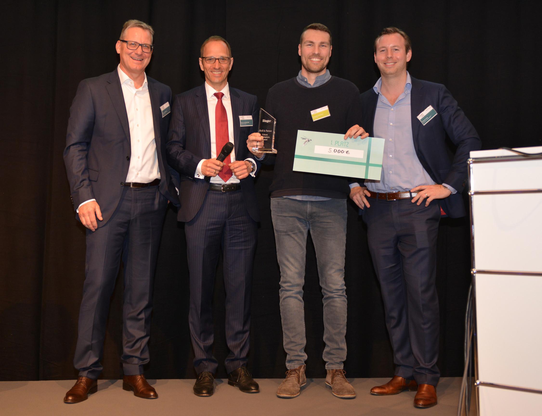 PINPOOLS gewinnt den Future Champions Award!