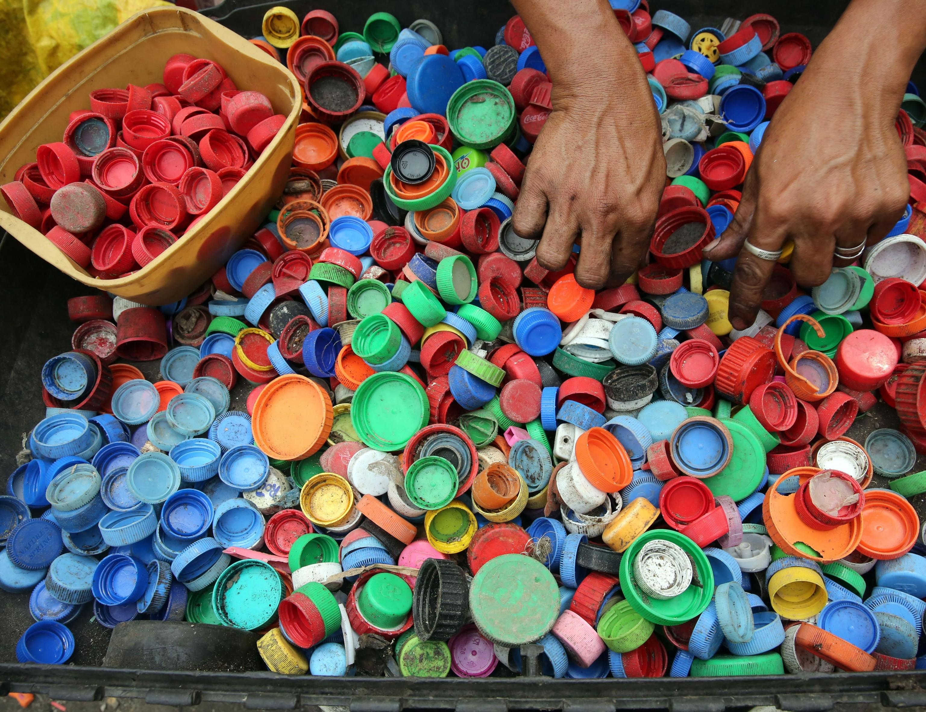 Plastics Usage and Reusage