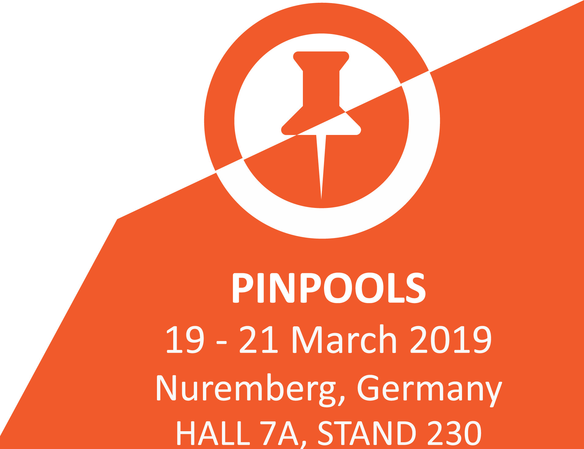 PINPOOLS in European Coatings Show  2019