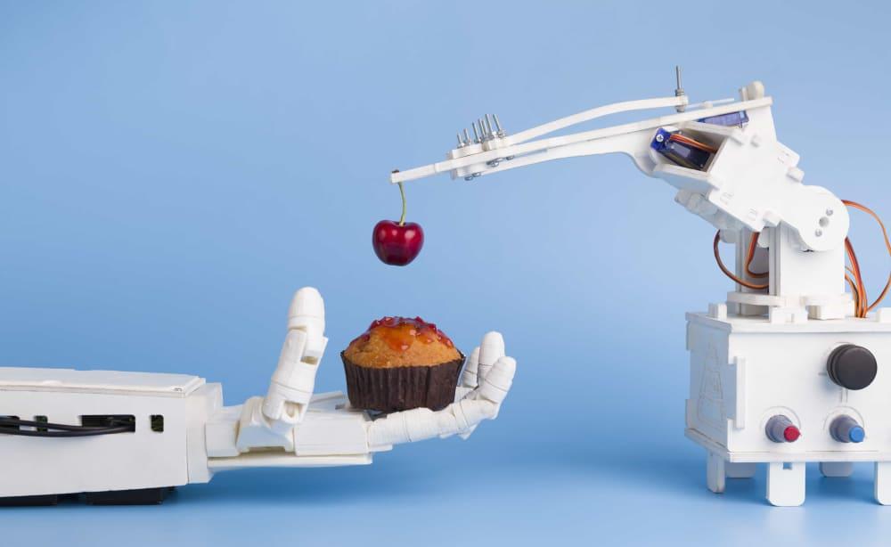 調理ロボット